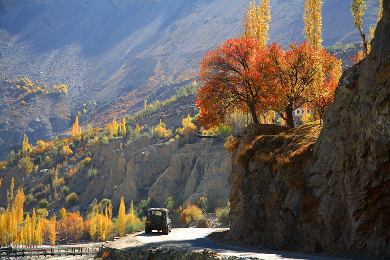 Hunza Valley, Pakistan