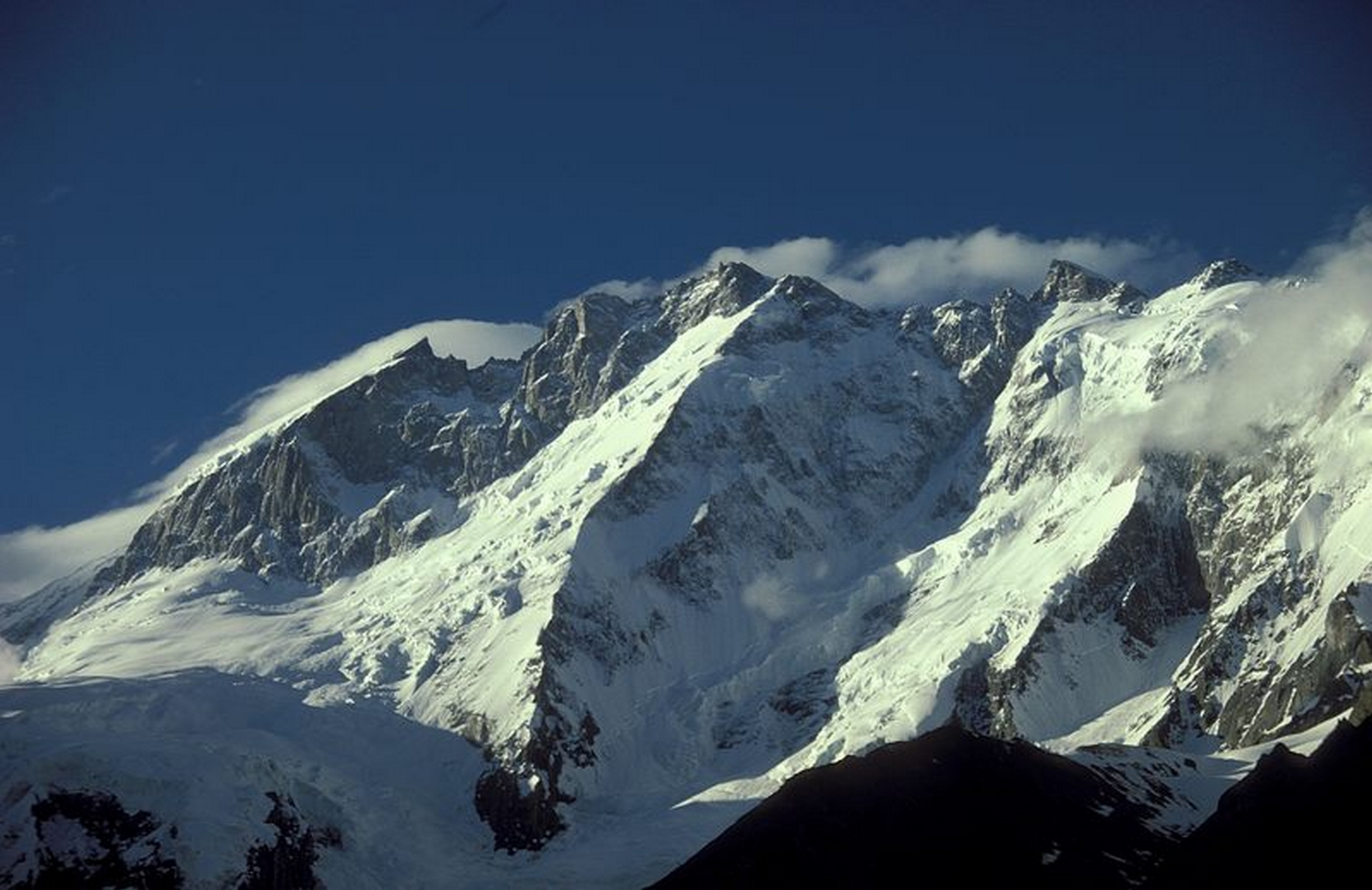 Batura-I Peak 7,785 M Expedition