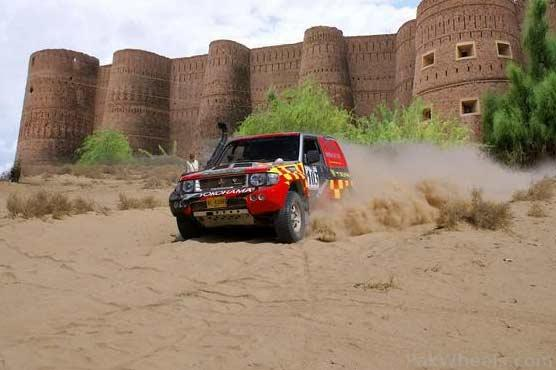 Cholistan Jeep Safari Tours