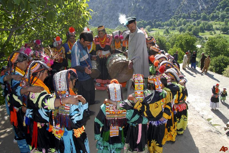 Kalash Valley Trek