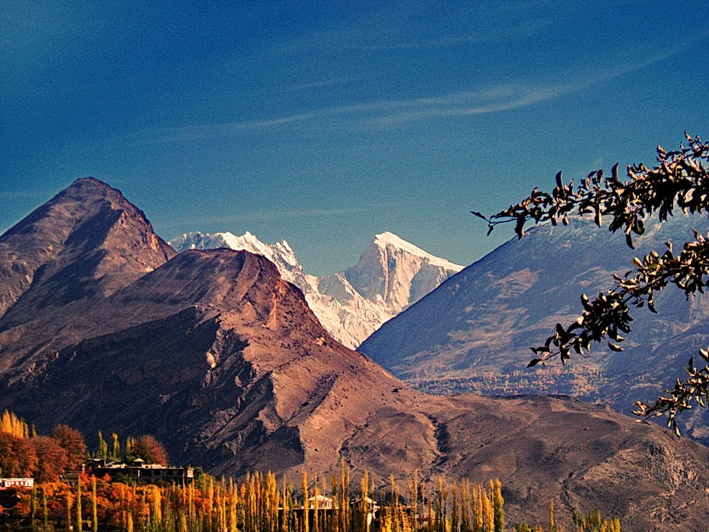 Golden Peak Hunza