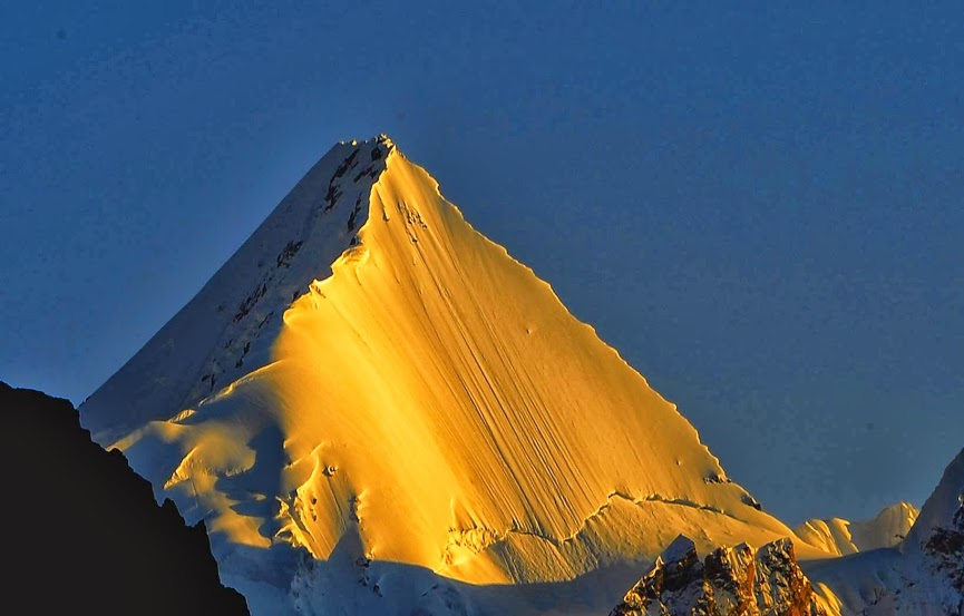 Golden Peak Base Camp Trek, Hunza