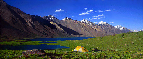 Karambar Lake & Pass