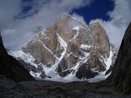 K6 or Baltistan Peak, 7,282 m (23,888 ft)