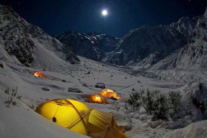Nanga Parbat Peak Base Camp Trek