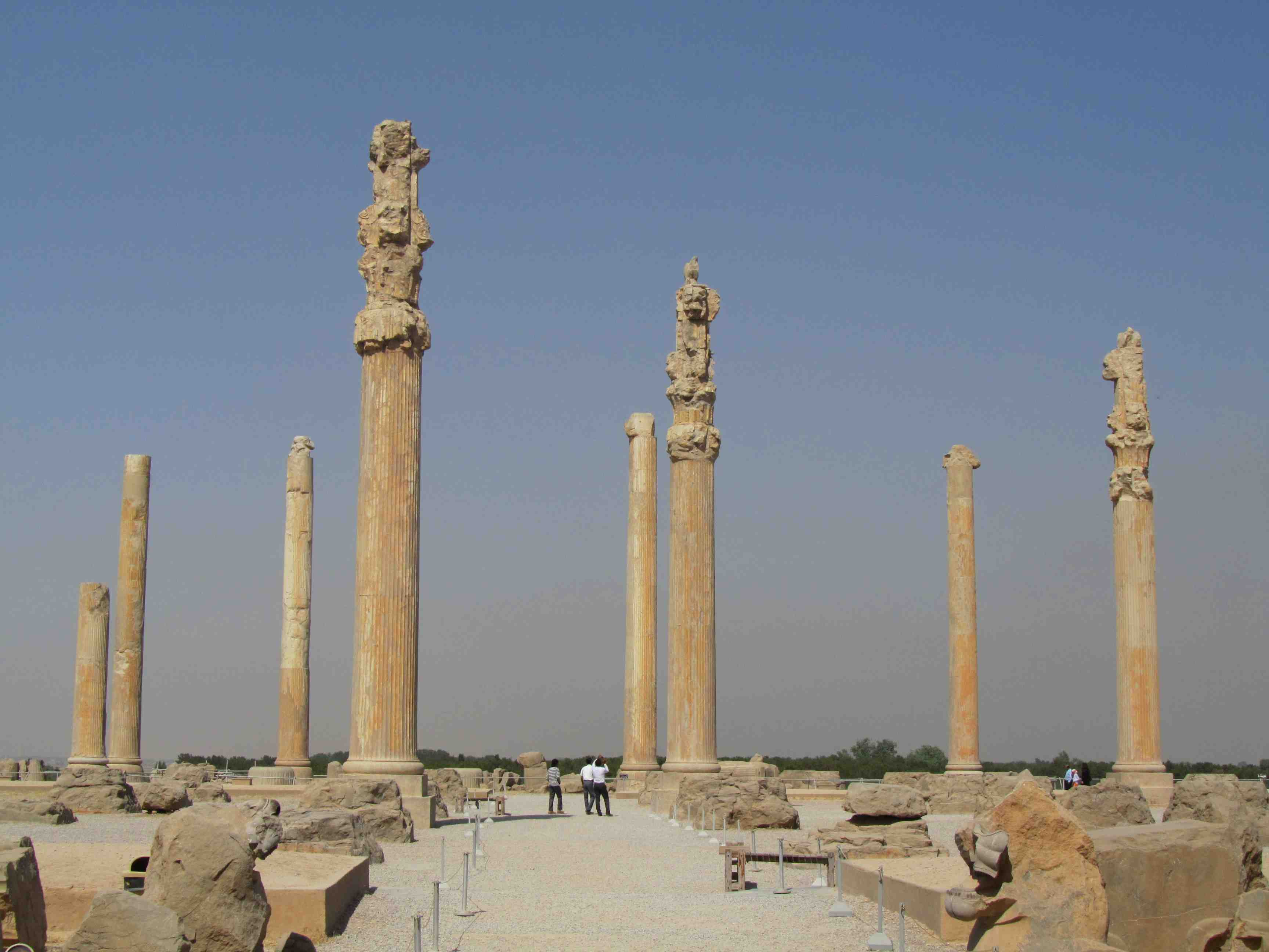 Iran Sightseeing Tours