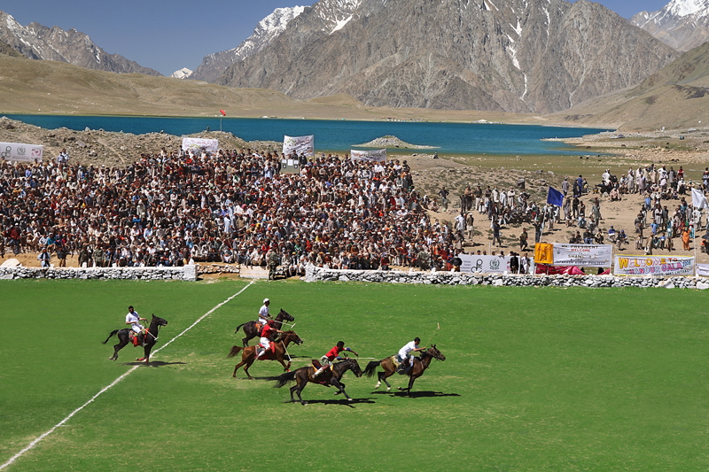 Jeep Safari To Shandur Polo Festival