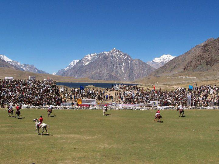 Shandur Polo Festival Jeep Safari