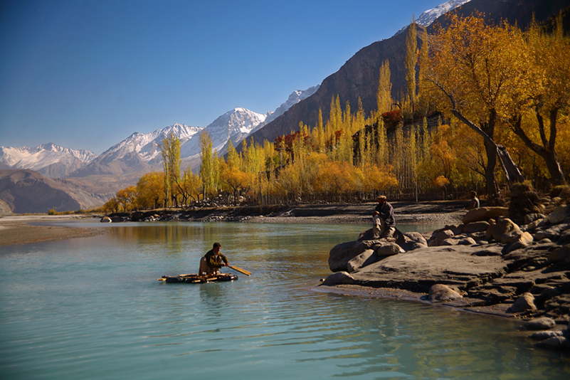 Skardu & Shigar Valley Honeymoon Tour