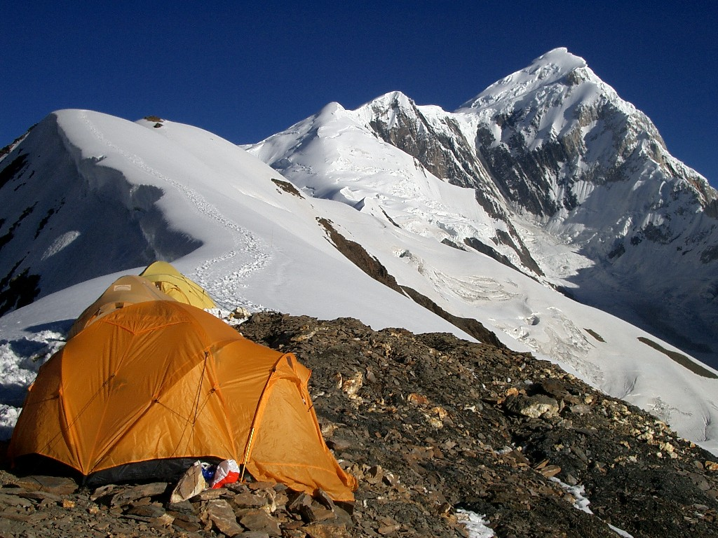 Trek To Spantik Base Camp Trek