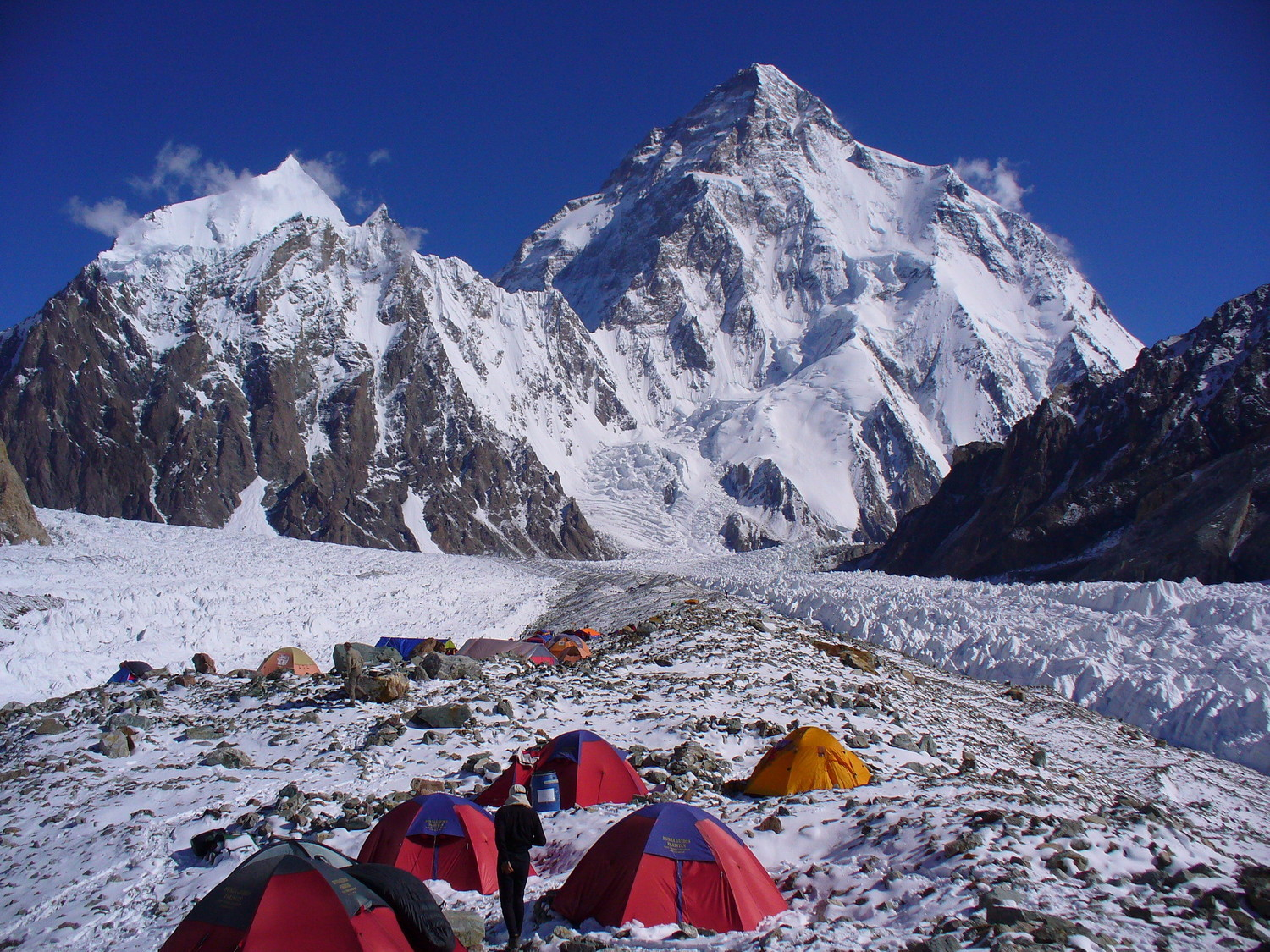 Baltoro K2 Base Camp Trek