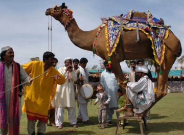 Folk Festivals Pakistan