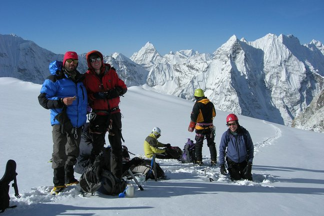 The Great Karakoram Traverse Trek